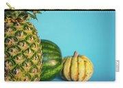 Pineapple, Watermelon, Pumpkin Carry-all Pouch