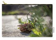 Pinecones And Wild Onions  Carry-all Pouch