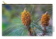 Pines In Bloom Carry-all Pouch
