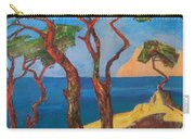 Pines Of The Silver Beach Carry-all Pouch