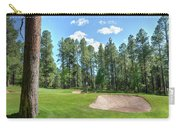 Pinetop Country Club Photos Carry-all Pouch