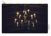 Pinewood Estate Chandelier Carry-all Pouch