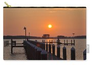Piney Point Sunrise Carry-all Pouch