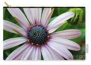 Pink African Daisy Carry-all Pouch