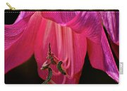 Pink Aglow Carry-all Pouch