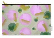 Pink And Green Inspiration Carry-all Pouch
