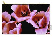 Pink And Orange Tulips Carry-all Pouch