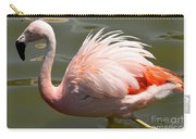 Pink And Proud Carry-all Pouch