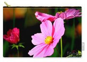 Pink And Yellow Cosmo Carry-all Pouch