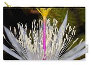 Pink And Yellow Pistil Carry-all Pouch