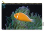 Pink Anemonefish Carry-all Pouch