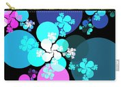 Pink Aqua Orbs Carry-all Pouch