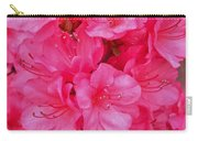 Pink Azalea Blooms 2 Carry-all Pouch