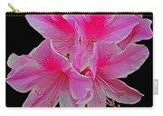 Pink Azaleas Carry-all Pouch