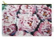 Pink Beauties Carry-all Pouch