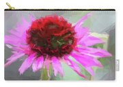 Pink Bezels Carry-all Pouch