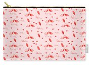 Pink Birds Jp03 Carry-all Pouch