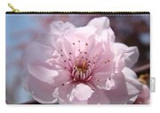Pink Blossom Nature Art Prints 34 Tree Blossoms Spring Nature Art Carry-all Pouch