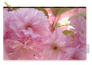 Pink Blossoms Art Prints Spring Tree Blossoms Baslee Troutman Carry-all Pouch