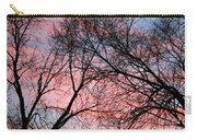 Pink Blue Sky Carry-all Pouch