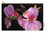 Pink Blush Cranesbill Carry-all Pouch