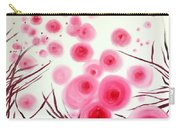 Pink Bubbles Carry-all Pouch