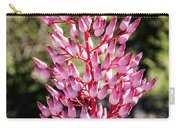 Bromeliads Flowers Carry-all Pouch