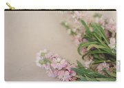 Pink Bunches Carry-all Pouch