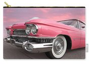 Pink Cadillac Sunset Carry-all Pouch