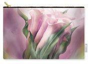 Pink Callas In Calla Vase Carry-all Pouch