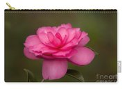 Pink Camellia 3 Carry-all Pouch