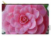 Pink Camellia Dream  Carry-all Pouch