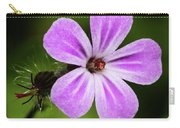 Pink Campion Carry-all Pouch