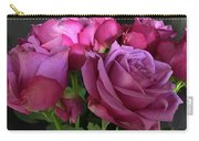 Pink Chiffon Carry-all Pouch