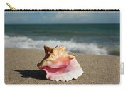 Pink Conch  Carry-all Pouch