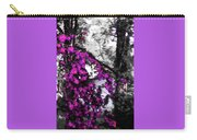 Pink Crape Myrtles Abstract Carry-all Pouch