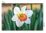 Pink Cup Solo Daffodil Carry-all Pouch
