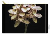 Pink Cymbidium Orchid Carry-all Pouch