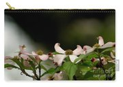 New Orleans Pink Dogwood Equinox Carry-all Pouch