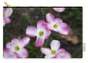 Pink Dogwood Mo Bot Garden Dsc01756 Carry-all Pouch