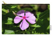 Pink Downy Phlox Wildflower Carry-all Pouch