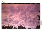 Pink Dusk Carry-all Pouch