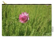 Pink Everlasting Carry-all Pouch