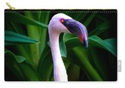 Pink Flamingo Bliss Carry-all Pouch