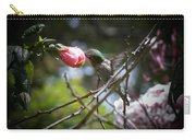 Pink Flower Hummie Carry-all Pouch
