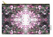 Pink Flower Sky Window Carry-all Pouch
