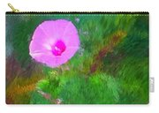Pink Flowers 102310 Carry-all Pouch