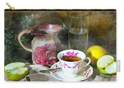 Pink For Tea Carry-all Pouch