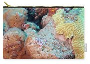 Pink Frogfish Carry-all Pouch