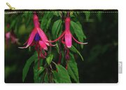 Pink Fushia Carry-all Pouch